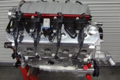 LS7R ULTIMA ENGINE WITH DAILEY DRY SUMP 002