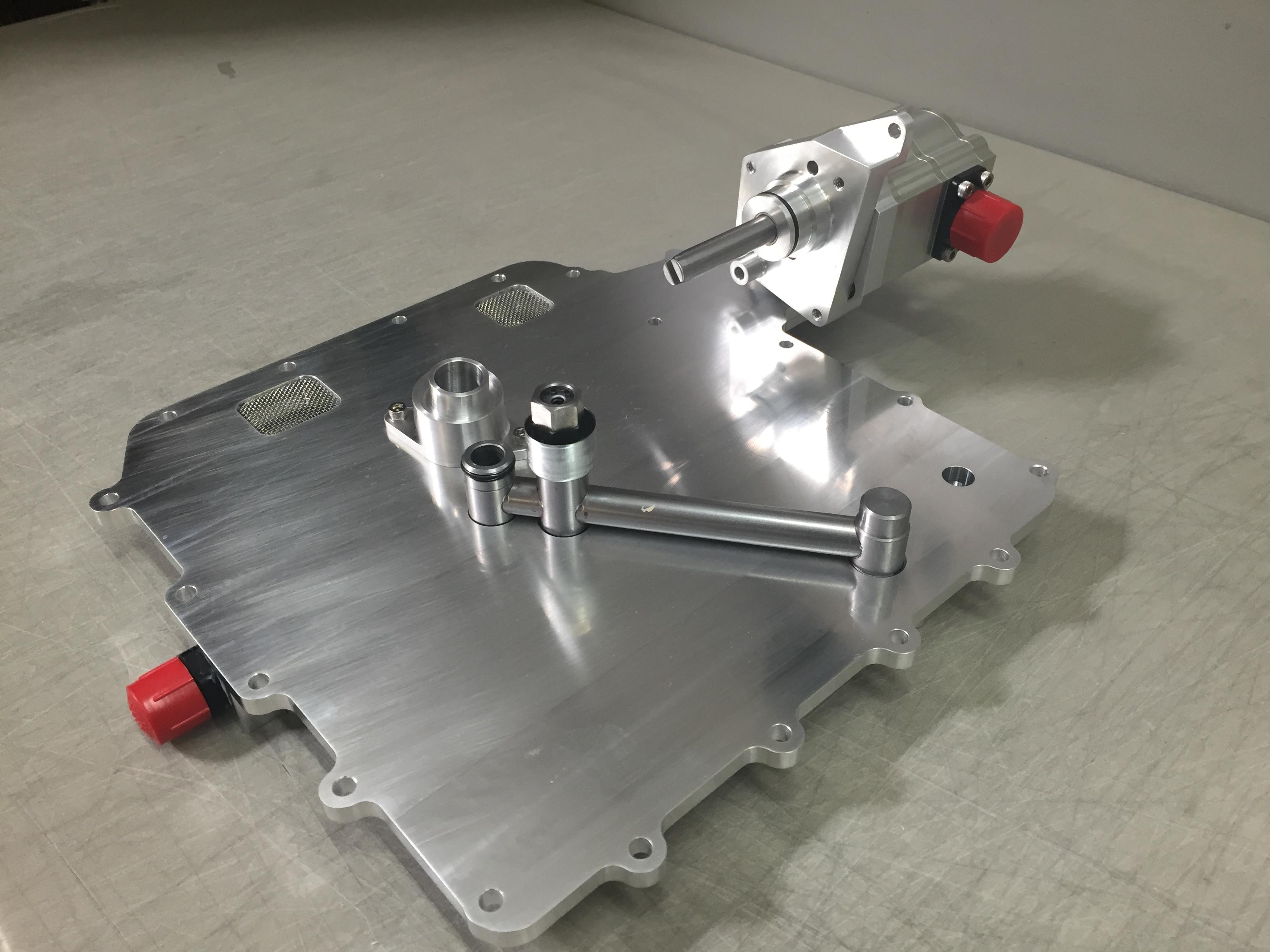 Motorcycle Dailey Engineering