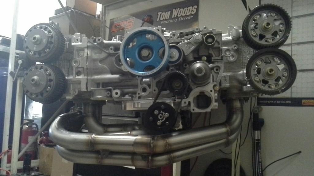 Subaru EJ