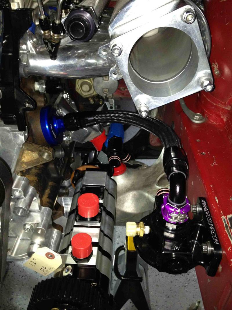 Toyota 2JZ | Dailey Engineering